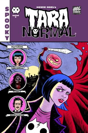 HCNoel Comics | Tara Normal #5 | Spinwhiz Comics