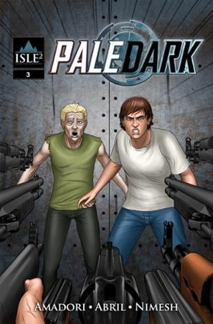 Isle Squared Comics | Pale Dark #3 | Spinwhiz Comics