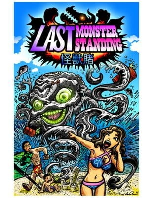Source Point Press | Last Monster Standing #2 | Spinwhiz Comics