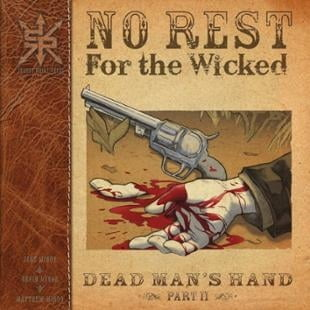 Source Point Press | No Rest For The Wicked #2 | Spinwhiz Comics