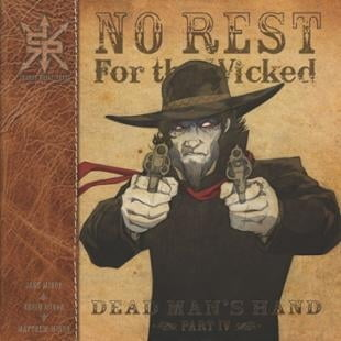 Source Point Press | No Rest For The Wicked #4 | Spinwhiz Comics