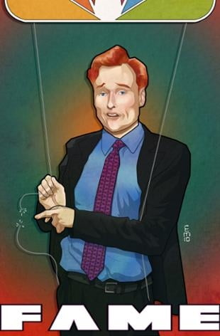 TidalWave | FAME: Conan O'Brien #1 | Spinwhiz Comics