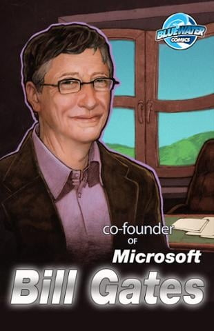 TidalWave | Orbit: Bill Gates #33 | Spinwhiz Comics