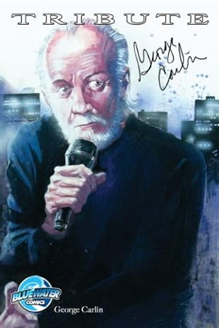 TidalWave | Tribute: George Carlin #1 | Spinwhiz Comics