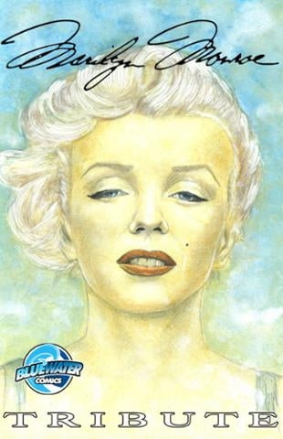 TidalWave | Tribute: Marilyn Monroe #1 | Spinwhiz Comics